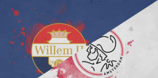 KNVB Cup Final 2018/19 Tactical Analysis Statistics: Willem II vs Ajax